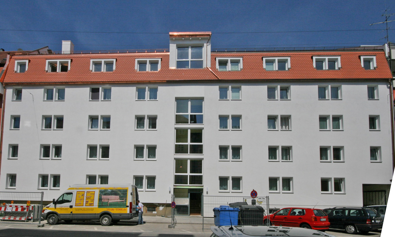 studentenwohnheim clemensstr 118. Black Bedroom Furniture Sets. Home Design Ideas